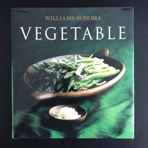 William Sonoma Vegetable Cookbook